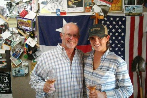 Bill at Vine To Wine Radio