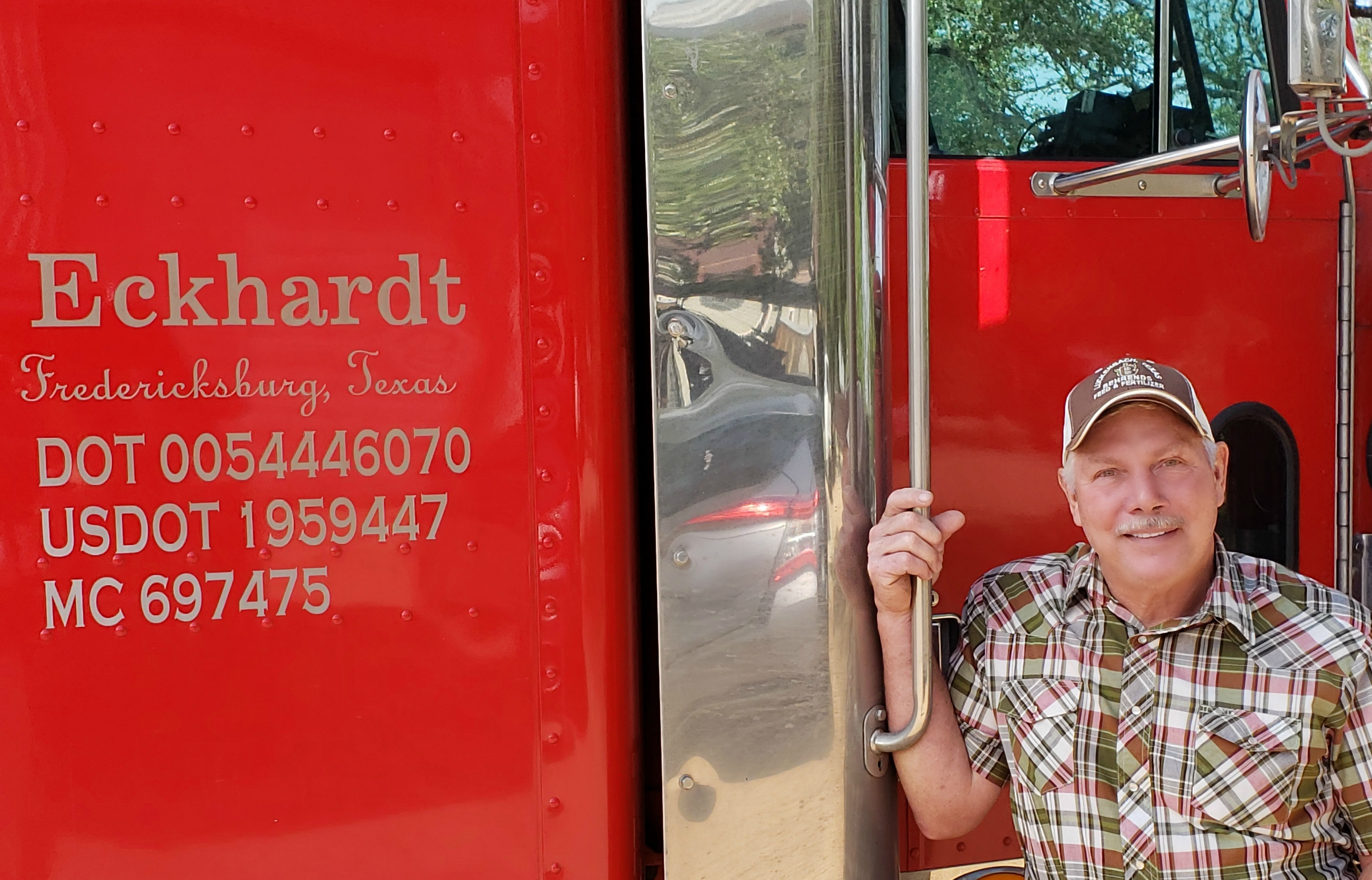 Eckhardt Trucking Fredericksburg, Texas