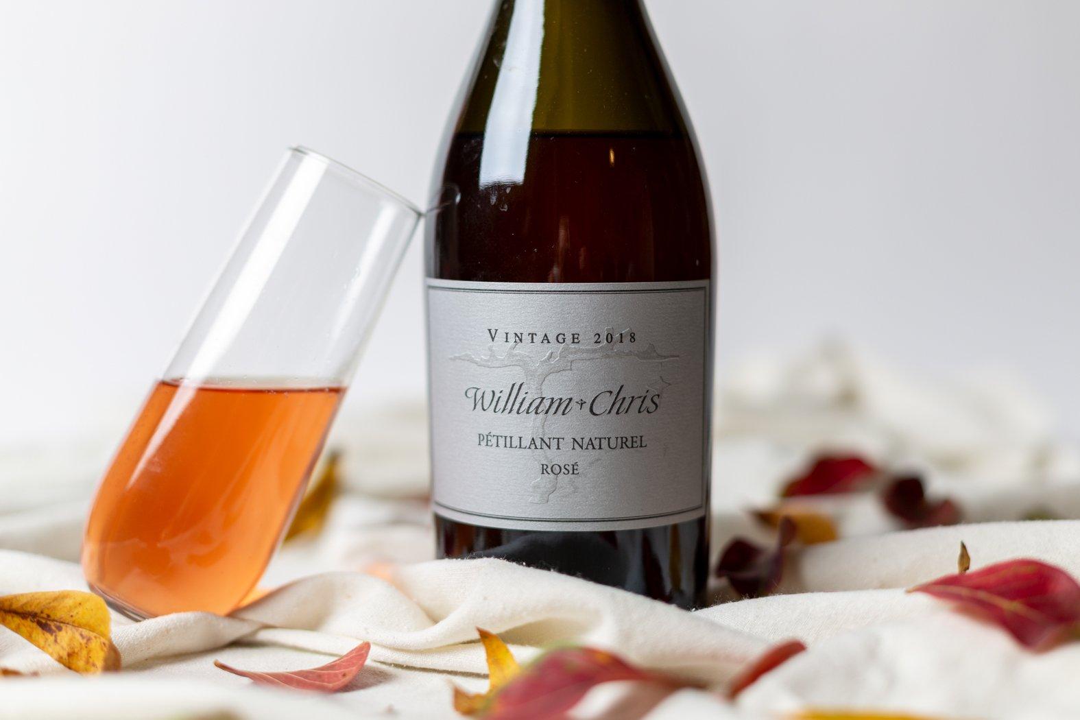 2018 Pétillant Naturel Sparkling Rosé