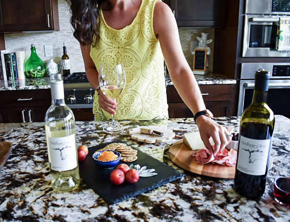 Pairing Texas wines with cheese