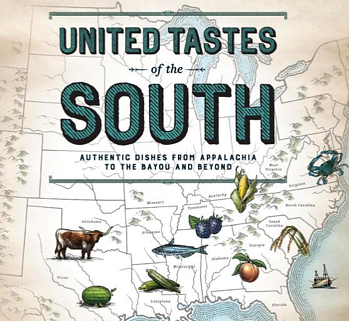 United Tastes of the South Cookbook