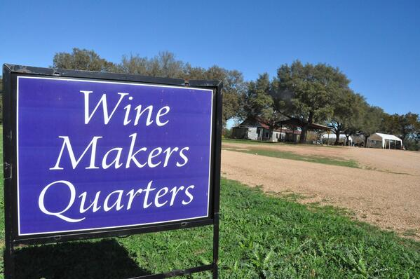 Winemakers Quarters at William Chris Vineyards
