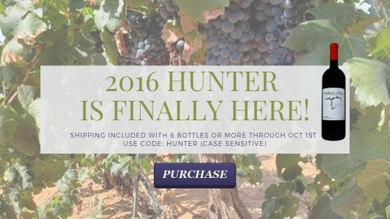 Purchase Texas Wine from Hunter Vineyard