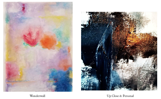 Abstracted by Kayla - #artistblend17