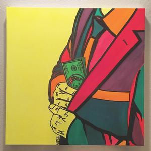 Save or Spend - #artistblend17